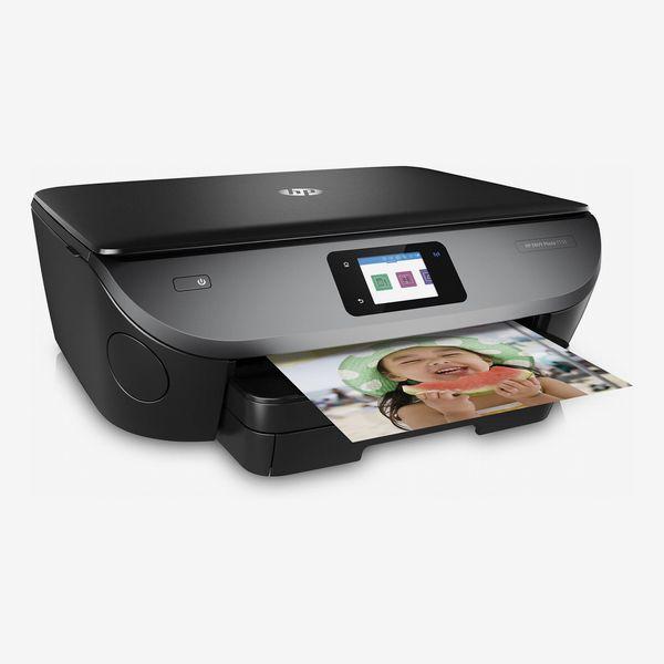 HP Envy Photo 7155 USB & Wireless Color Inkjet Print-Scan-Copy Printer