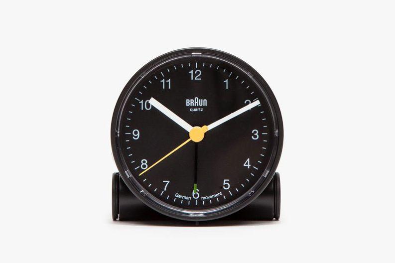 Braun BNC001 Alarm Clock in Black