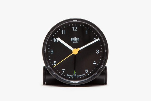 Braun BNC001 Alarm Clock in Black