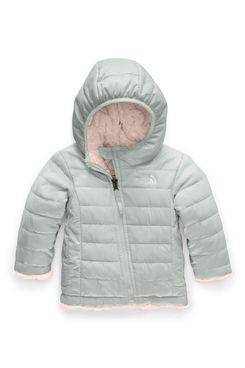 The North Face Baby Mossbud Swirl Reversible Water-Repellent Heatseeker Jacket