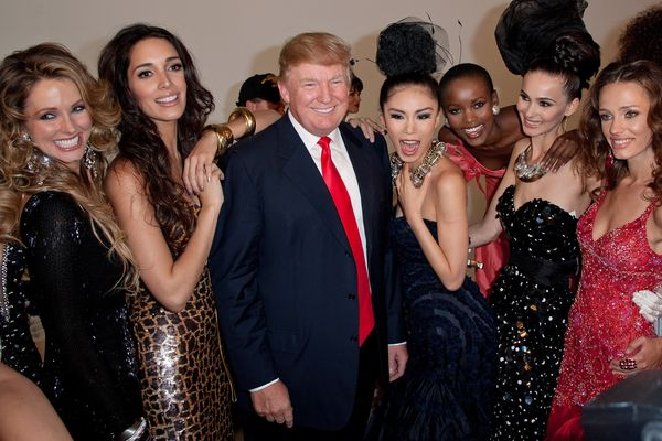 How Donald Trump Ruined His Own Reality Show