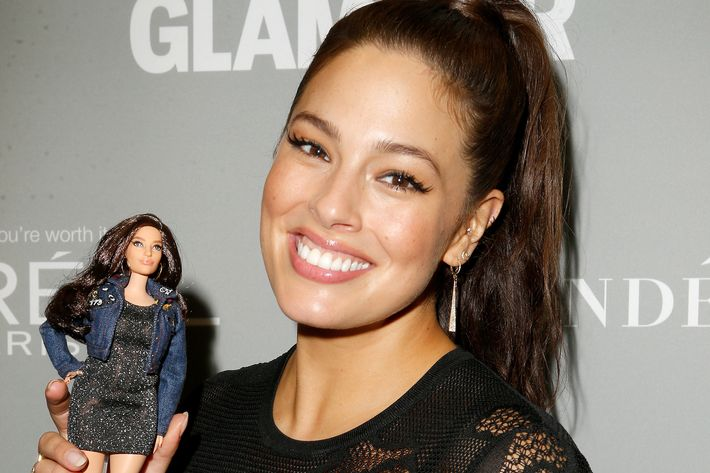 Check Out Ashley Graham's Very Own Curvy Barbie Made In Her Likeness!