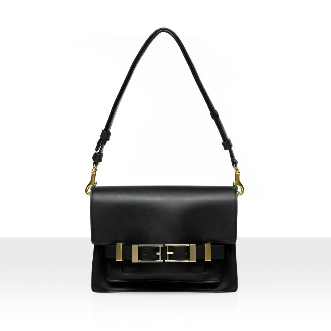 Classic Structured Handbags From A L C