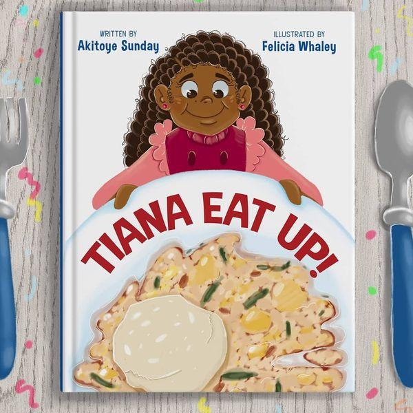 Tiana Eat Up