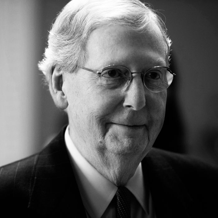 Mitch McConnell.