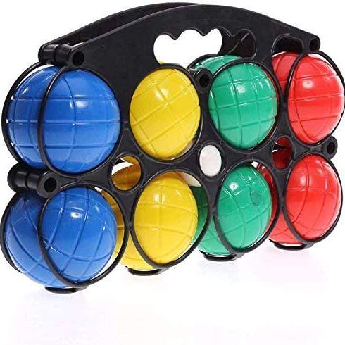 KandyToys 8 Piece Boules Set