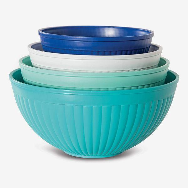 Nordic Ware Prep & Serve Mixing-Bowl Set