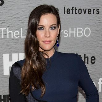 24 Jun 2014, New York City, New York State, USA --- Liv Tyler arrives at the NY Season Premiere of HBO's