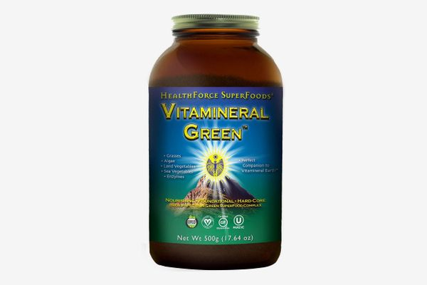HealthForce SuperFoods Vitamineral Green Powder