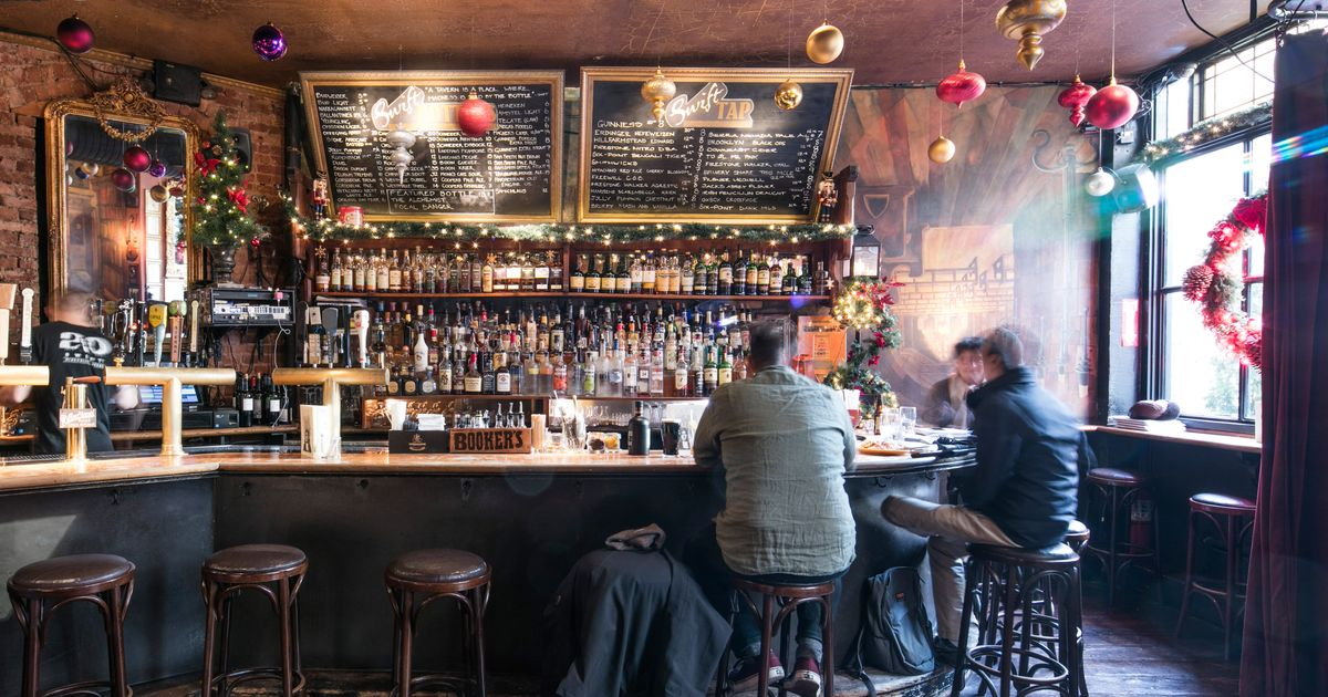 The Absolute Best Pub In Nyc