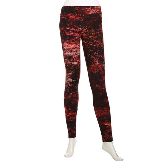 "Printed legging pants, <a href=""http://www.lastcall.com/Helmut-Lang-Printed-Legging-Pants-Red/prod18280001/p.prod"">$142.35, originally $345</a>."