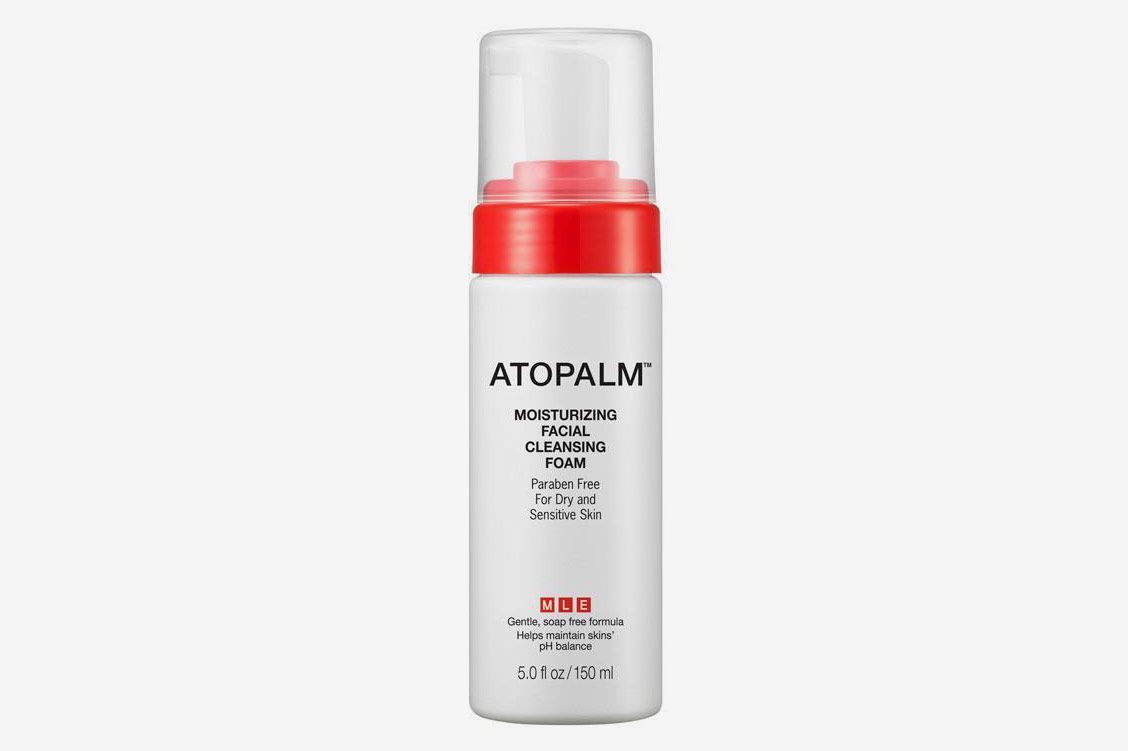 Atopalm Moisturizing Facial Cleansing Foam