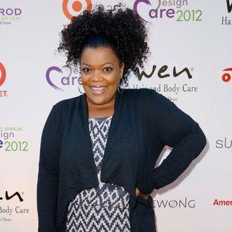 Yvette Nicole Brown.