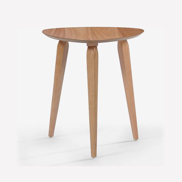 Christopher Knight Home Hoyt Wood End Table, Natural Finish