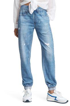 Rag & Bone Miramar 'Faux'-Jeans Joggers