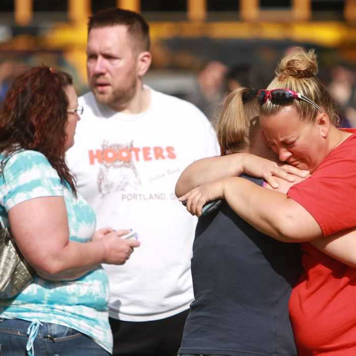 School Shootings 2014: Why Kids Shoot Up High Schools, Why They Only Do So