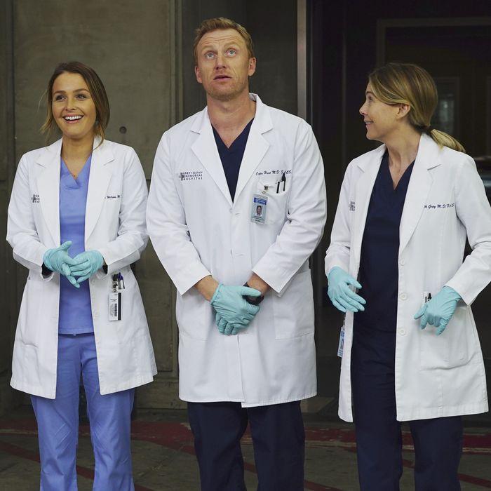 Grey\'s Anatomy Recap: The Thin Red Line