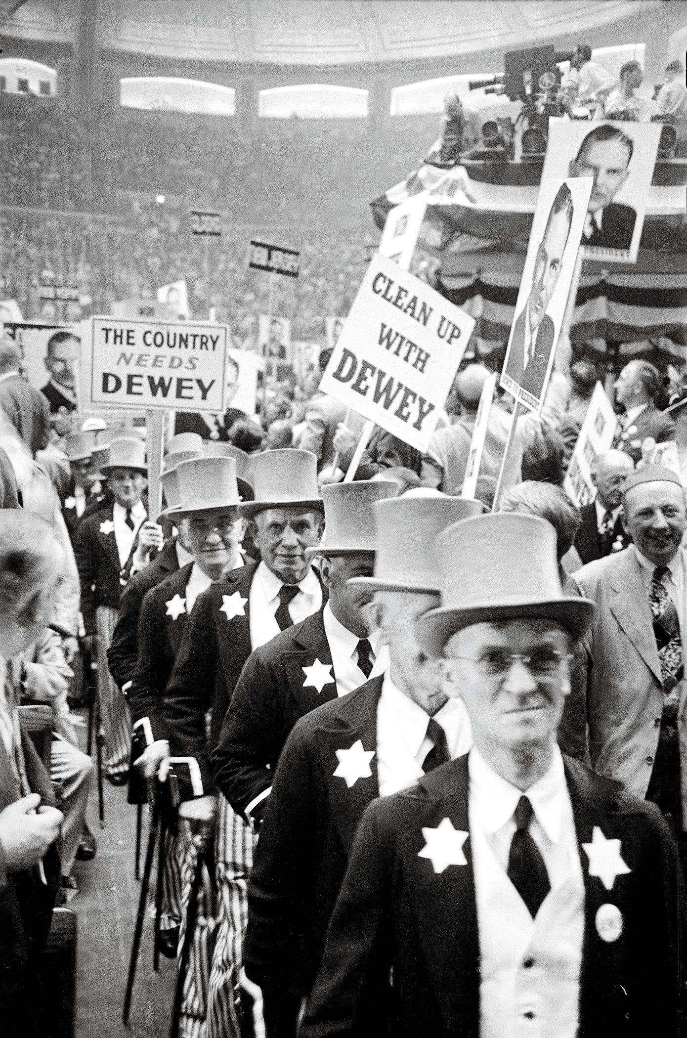 Photo 1 From Republican National Convention 1948