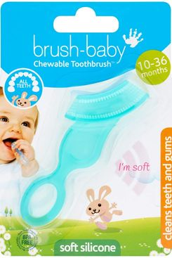 Brush-Baby Chewable Soft Toothbrush