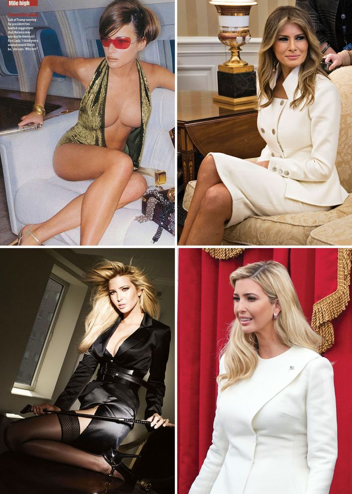 What Exactly Are Melania And Ivanka Trump Trying To Sell