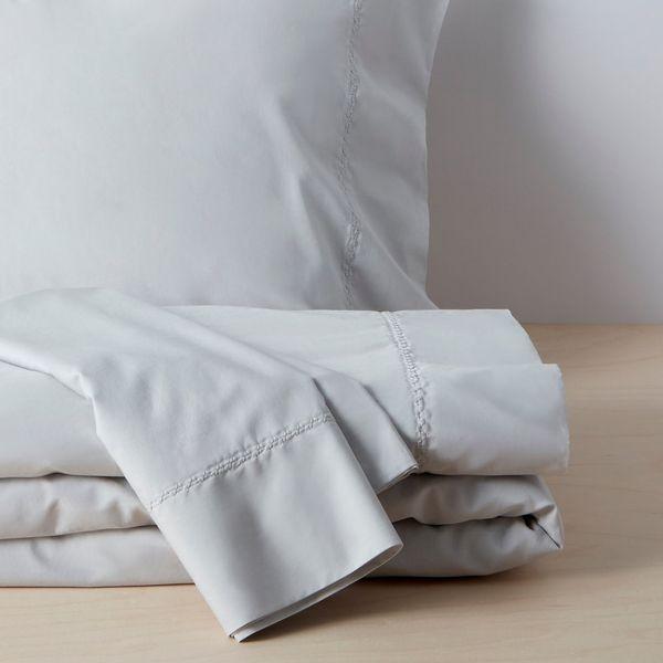 Allswell Organic Garment Wash Percale Sheet Set