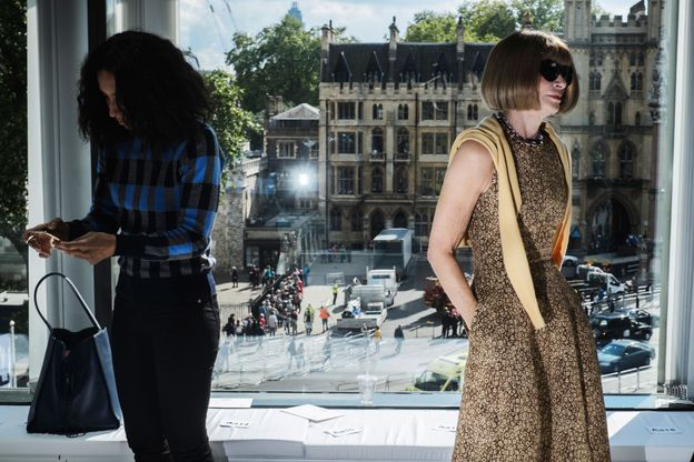 Photo 1 from Anna Wintour