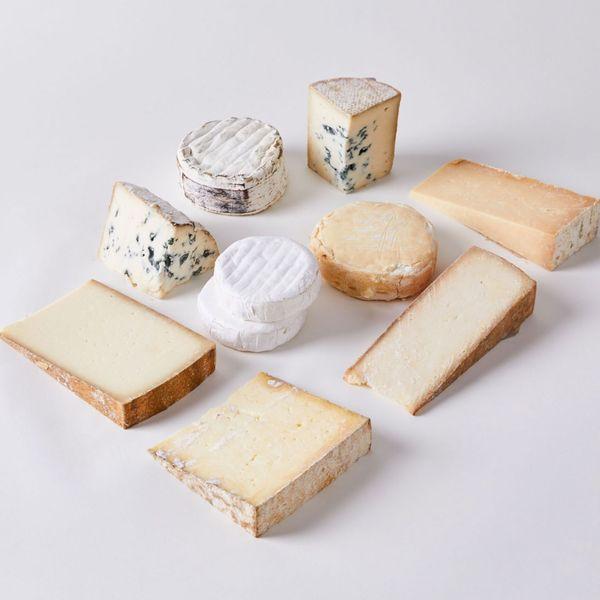 Jasper Hill Farm Cheese-Tasting Box