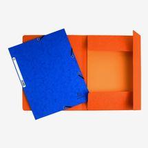 Exacompta Elasticated Folders With 3 Flaps