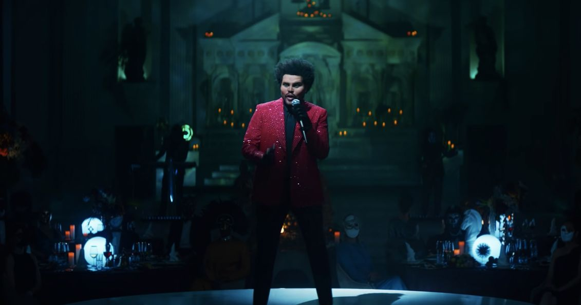 After Super Bowl LV, the Weeknd's Gotta Retire the Red Suit - Vulture