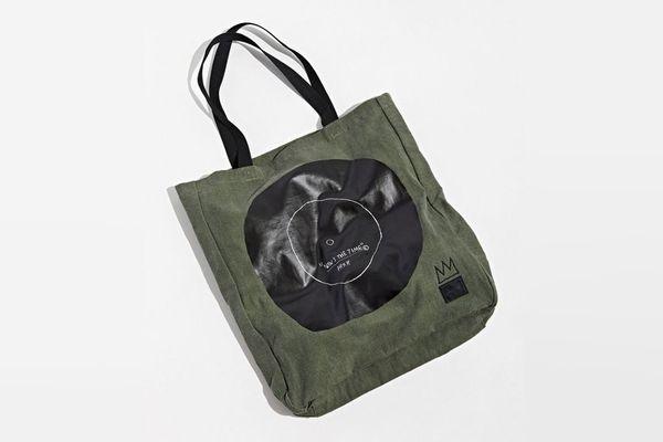 Herschel Supply Co. X Basquiat Long Tote Bag