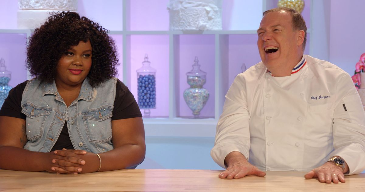 Nailed It! Hosts Nicole Byer and Jacques Torres Interview