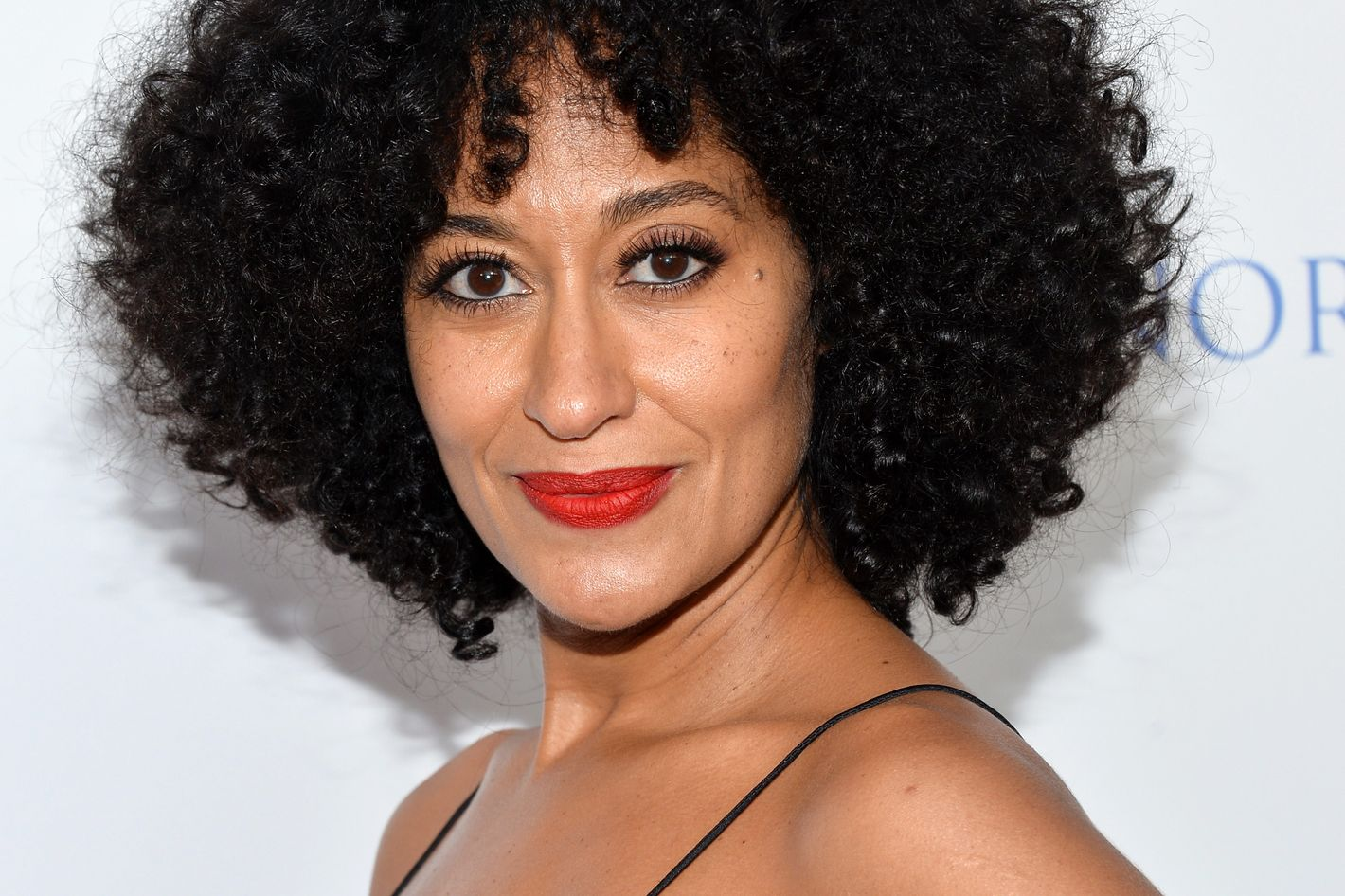The 45-year old daughter of father Robert Ellis Silberstein and mother Diana Ross, 170 cm tall Tracee Ellis Ross in 2018 photo