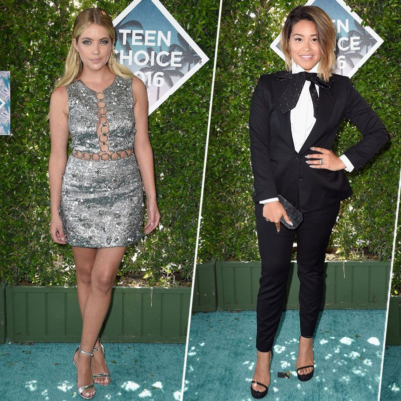 See All the Looks From the Teen Choice Awards