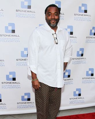 Director Lee Daniels attends the 2014 Vision Awards presented by the Stonewall Community Foundation at Museum of the City of New York on June 19, 2014 in New York City.