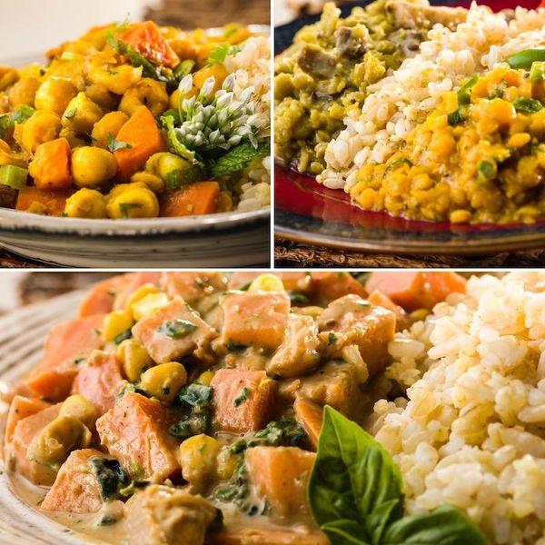 Global Village Cuisine 7-Meal Sampler