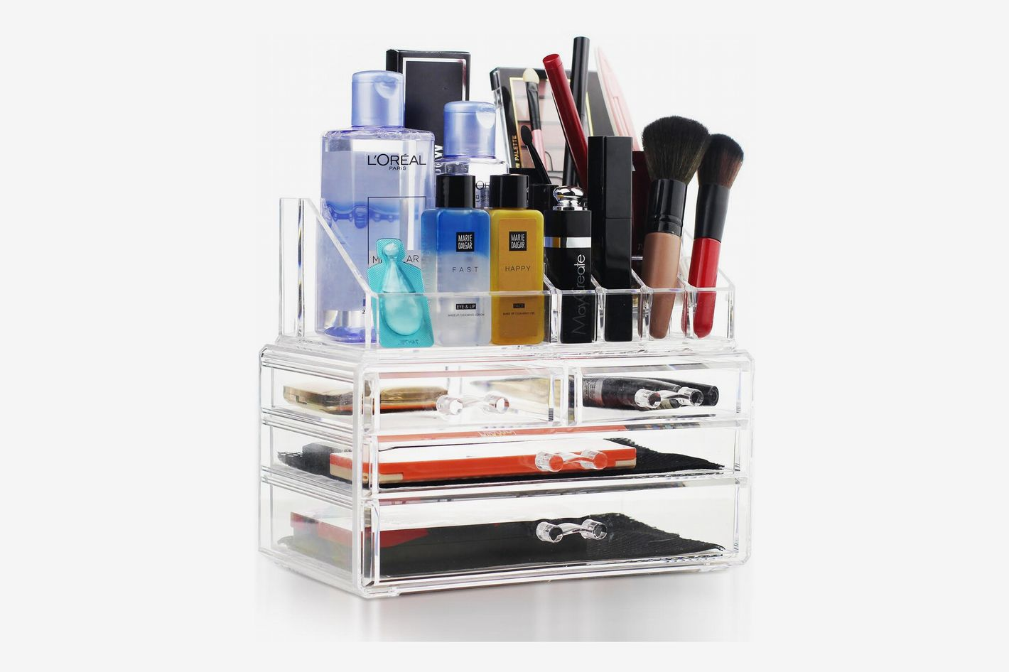 df07ed785002 13 Best Makeup Organizers 2019