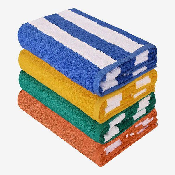 Utopia Towels Cabana Stripe Beach Towels