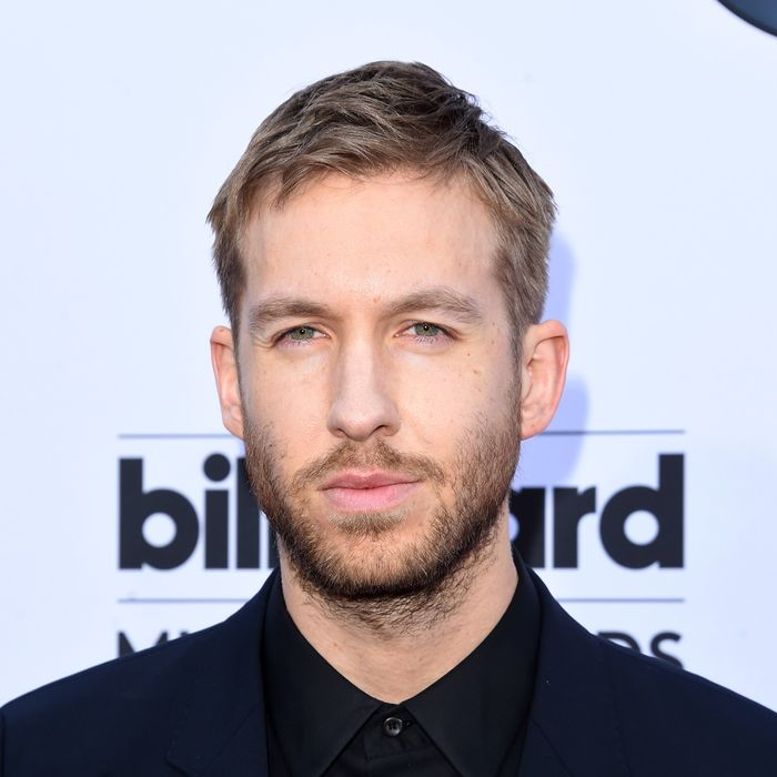 Calvin Harris, truth-teller.