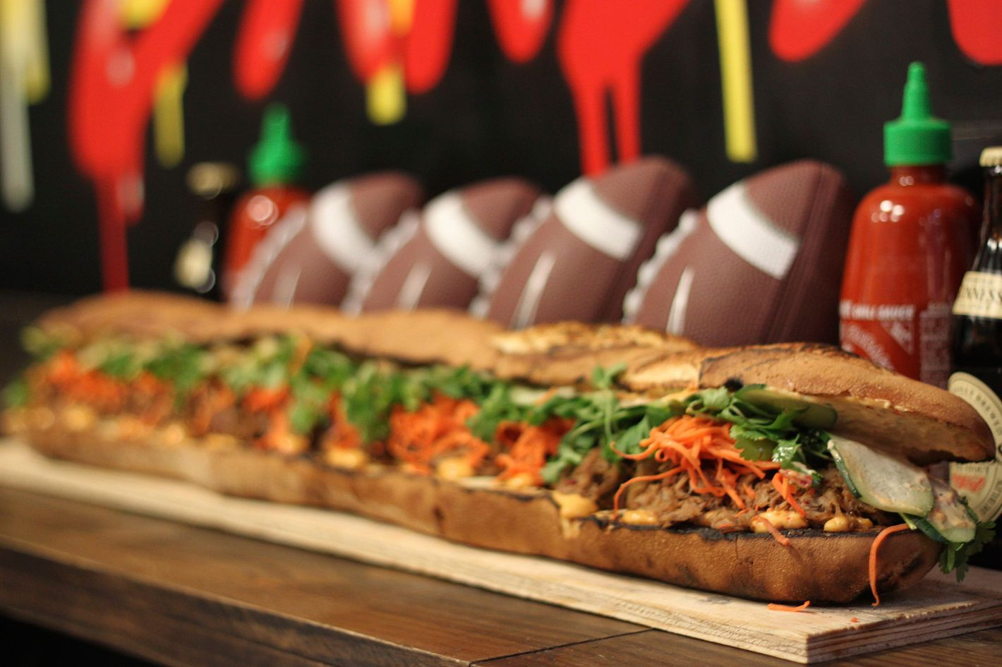 Can we interest you in a three-foot-long Cambodian sub?