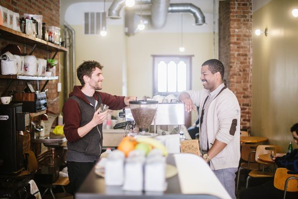 How 3 Baristas Built Their Coffee Shop for the Price of One Espresso Machine