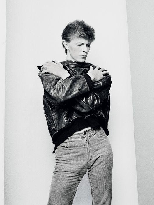 David Bowie Nocrop W H