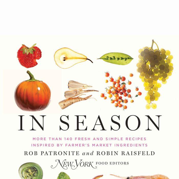 A favorite column becomes a cookbook.