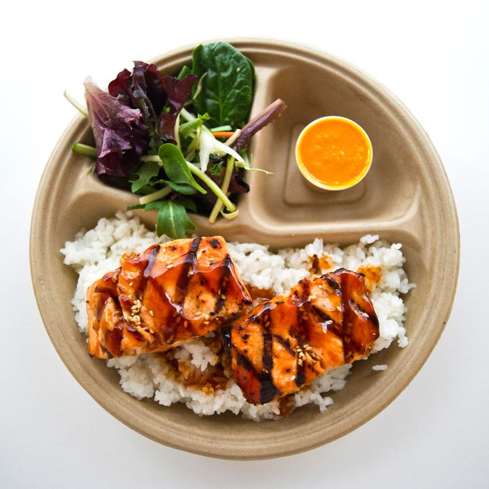 Teriyaki, West Coast–style.