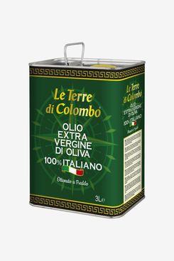 Le Terre di Colombo Italian Extra-Virgin Olive Oil Tin