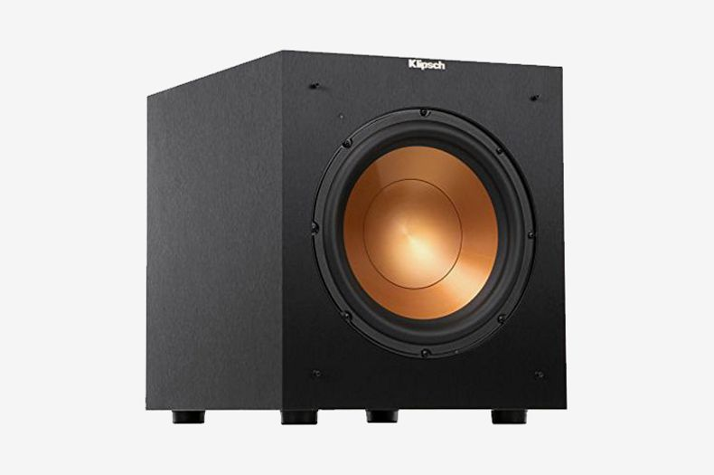 Klipsch Reference R-10SW 10-Inch 300w Powered Subwoofer