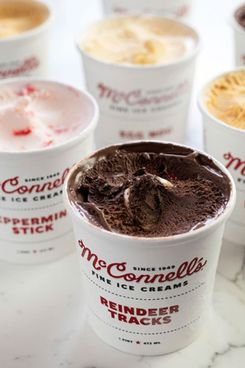 McConnell's Holiday Collection Ice Cream