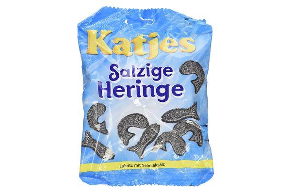 """Katjes Salzige Heringe """"Salty Hering"""""""