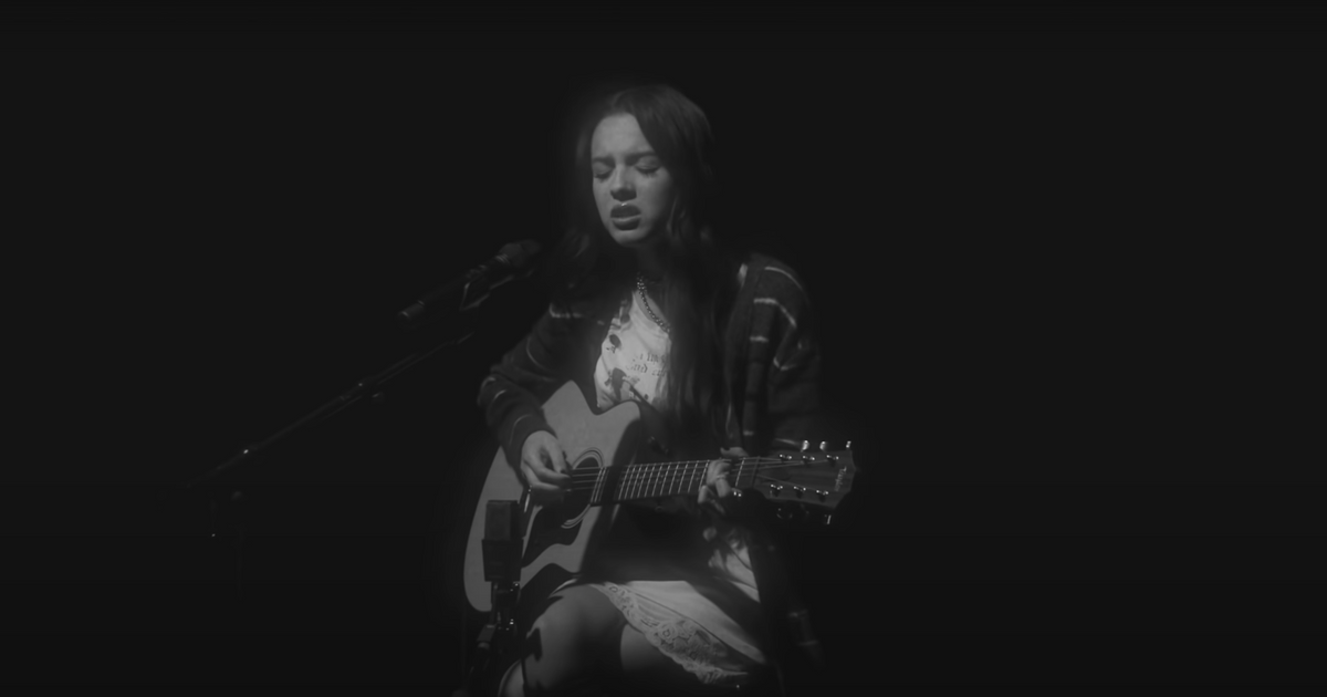 Watch Olivia Rodrigo's Stripped-Down 'Enough for You' Video