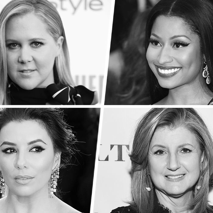 25 Famous Women on Orgasms