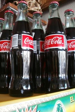Blogger Sees Red Over $5 Coke an